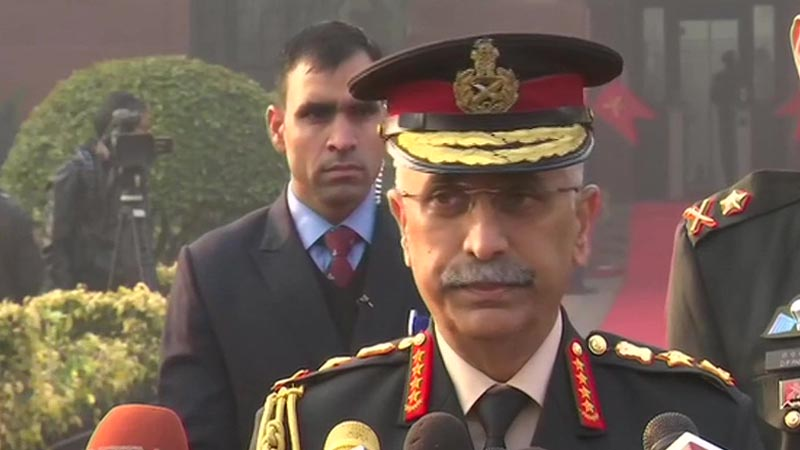 Newly Appointed Army chief Gen Naravane says China needs more attention, hopeful of a permanent settlement