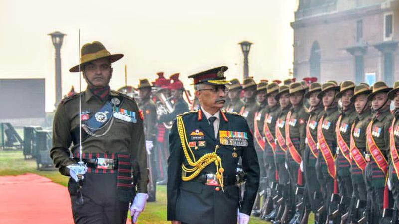 Indian Army ready to target PoK on orders from government
