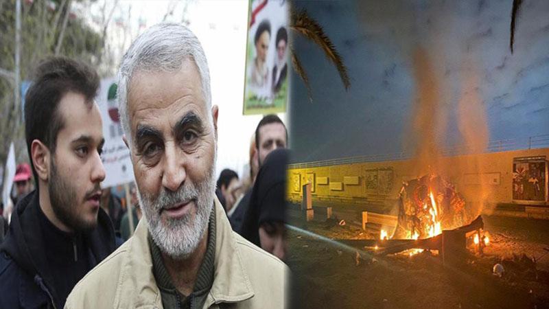 US kills Iran's most powerful general Qassem Soleimani in an airstrike