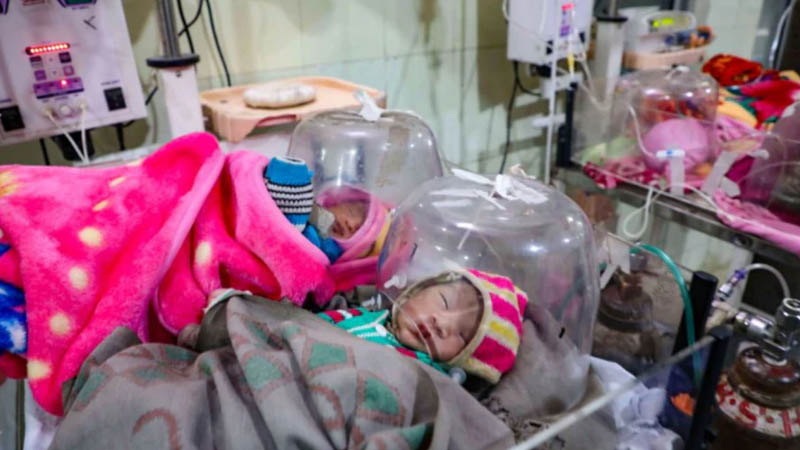 Kota Infant Death: Rajasthan govt in damage control mode as death toll rises to 107