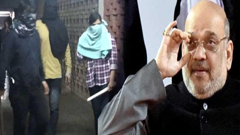 JNU mobviolence case transferred to DP Crime Branch; Registrar, Pro-VC meet LG