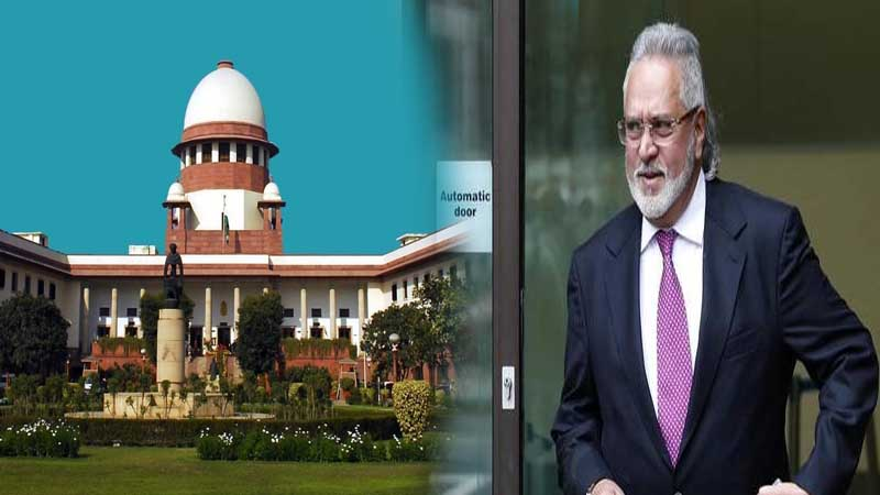 SC asks Vijay Mallya to not use pending case to halt legal process abroad