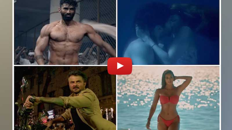 Malang trailer out:  Aditya Roy Kapur, Anil Kapoor and Disha Patani are deadly killers