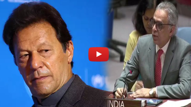 Video: India tore apart Pakistan in an open debate at UN Security Council