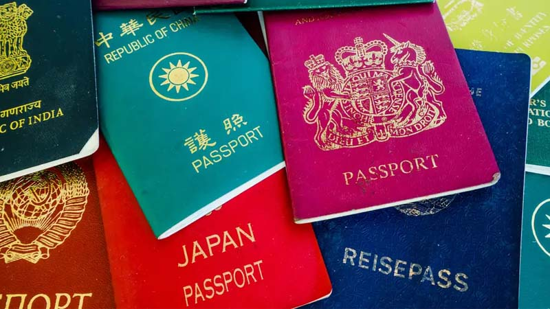 World's most powerful passports ranking 2020 out now. India bags 84th number on the list