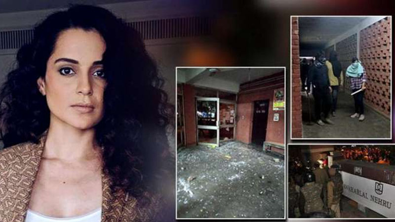 Kangana Ranaut on JNU violence: Don't make it a national issue