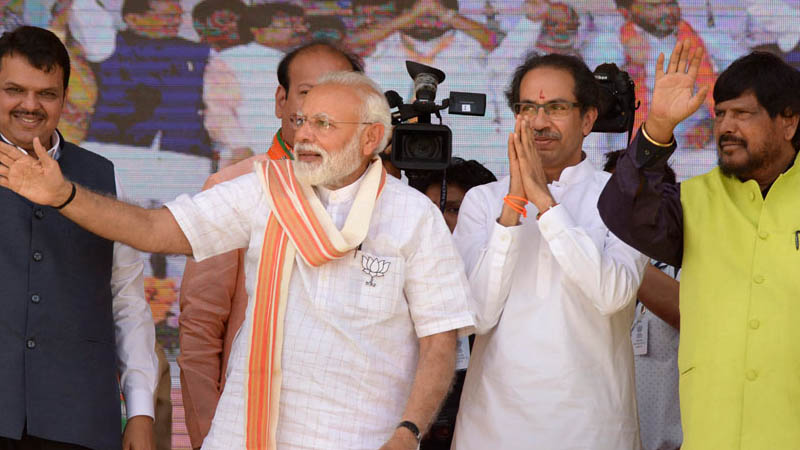 Shiv Sena dares PM Modi to allow Army chief to get PoK, finish tukde-tukde gang