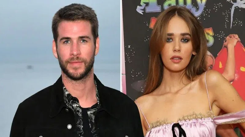 Liam Hemsworth makes his relationship official with Gabriella Brooks