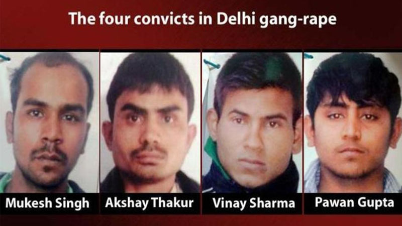 Nirbhaya case: SC to hear curative petitions of 2 death-row convicts days before hanging