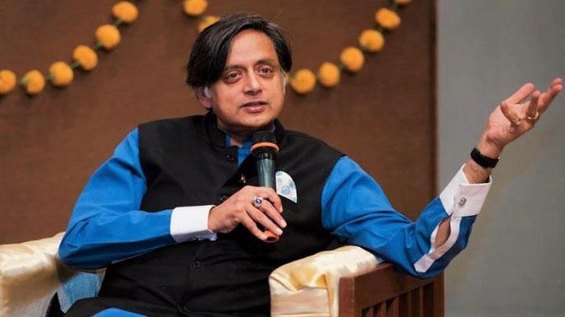 Shashi Tharoor apologises for calling Arvind Kejriwal a 'eunuch'