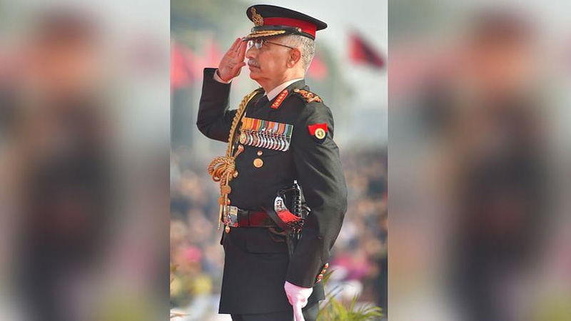 """Army Chief MM Naravane: """"Dissolution of Article 370 a historic step"""""""