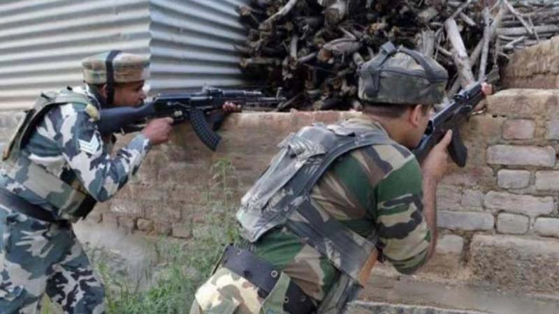 Jammu and Kashmir: Top Hizbul terrorist killed in encounter