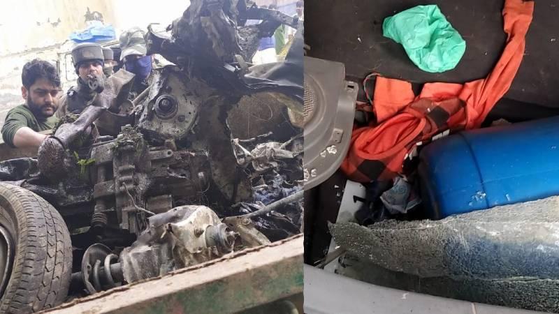 Indian troops blast a car, damage houses in Pulwama | Kashmir ...