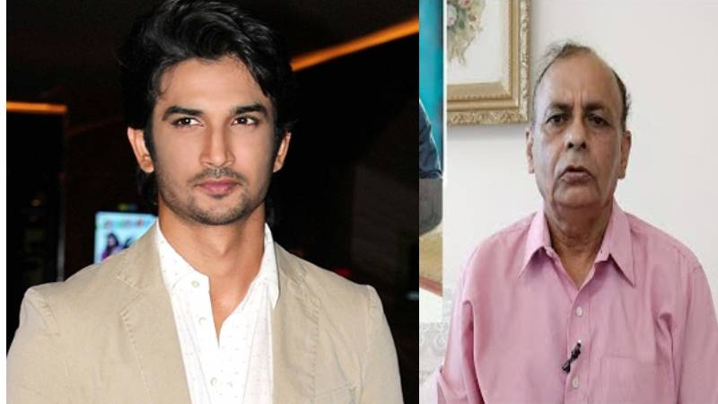 """""""Its Murder Not Suicide"""": Ex RAW Officer NK Sood claims Dawood Ibrahim's gang behind the killing of Sushant Singh Rajput"""