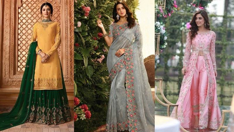 Five stylish outfits for women to ace the look this Karwachauth