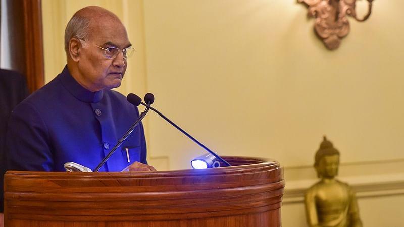 Explore advanced ways to make govt administrative work paperless:  Prez Kovind