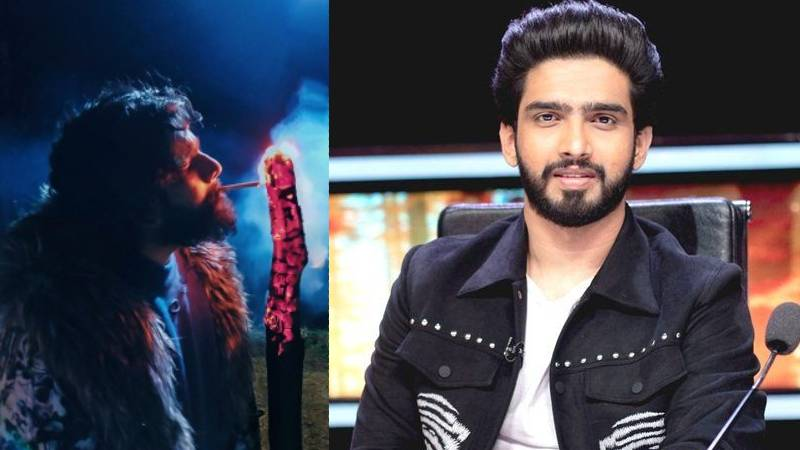 Amaal Mallik's new year 2021 resolution is to quit smoking