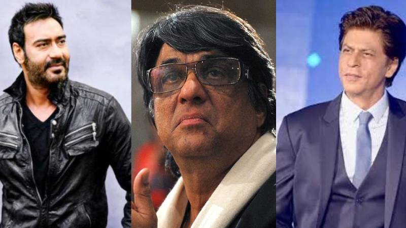 Mukesh Khanna lashes out at Ajay Devgn, Shahrukh Khan for advertising tobacco, Says 'low choice of high people'