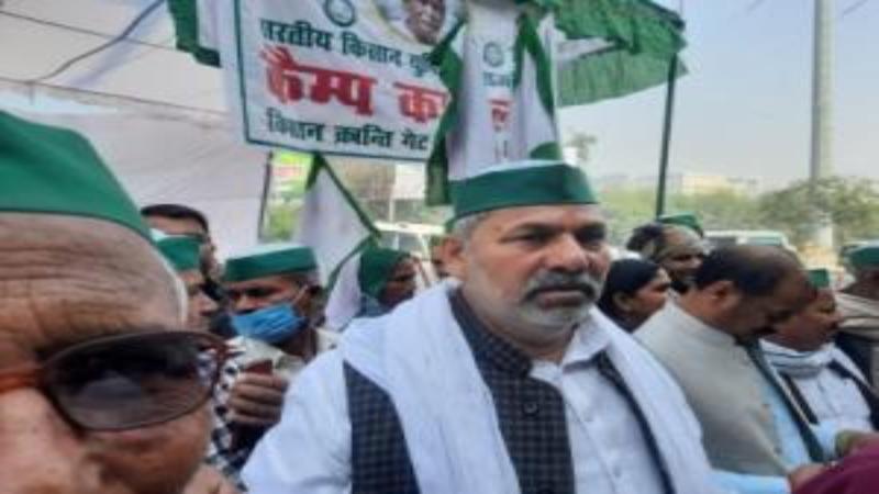 Complaint filed against Kisan leader for 'derogatory' remarks on Brahmins