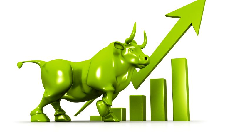 Nifty hits 14,000 for the first time, Sensex touches new high