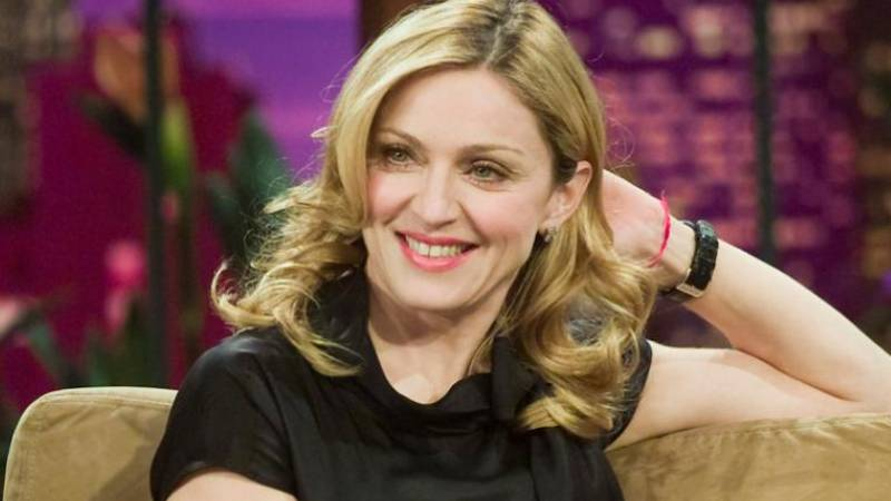 Madonna on 'homecoming' trip with family to Africa