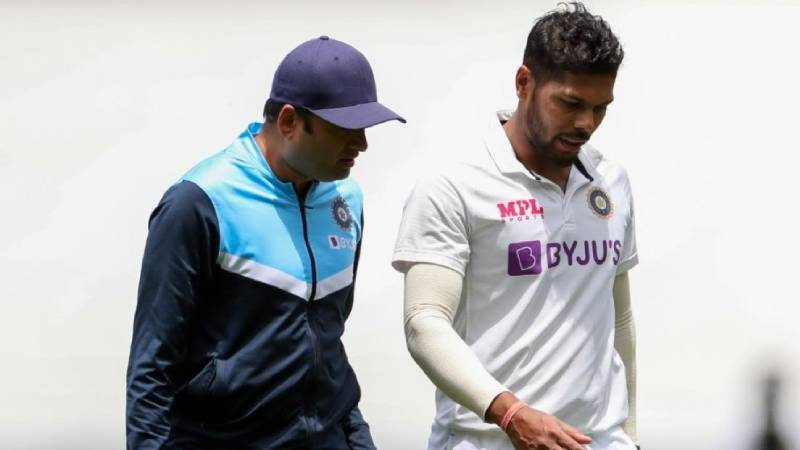Umesh Yadav ruled out of Test series against Australia