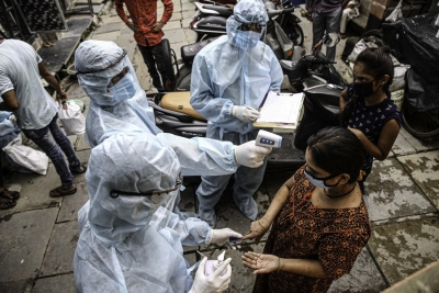 Kerala reports 5,215 fresh Covid cases, 30 deaths
