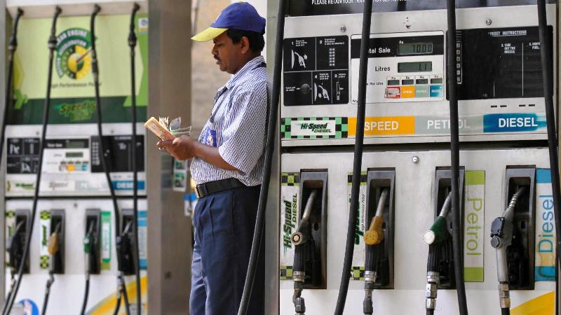 OMCs hold petrol, diesel prices for 25th consecutive day
