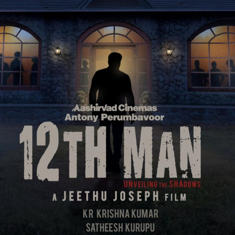 12th Man: Actor Mohanlal teams up with Drishyam director Jeethu Joseph for mystery thriller