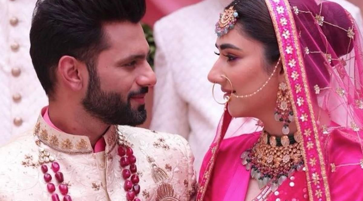 Rahul Vaidya and Disha Parmar all set to get hitched on July 16th
