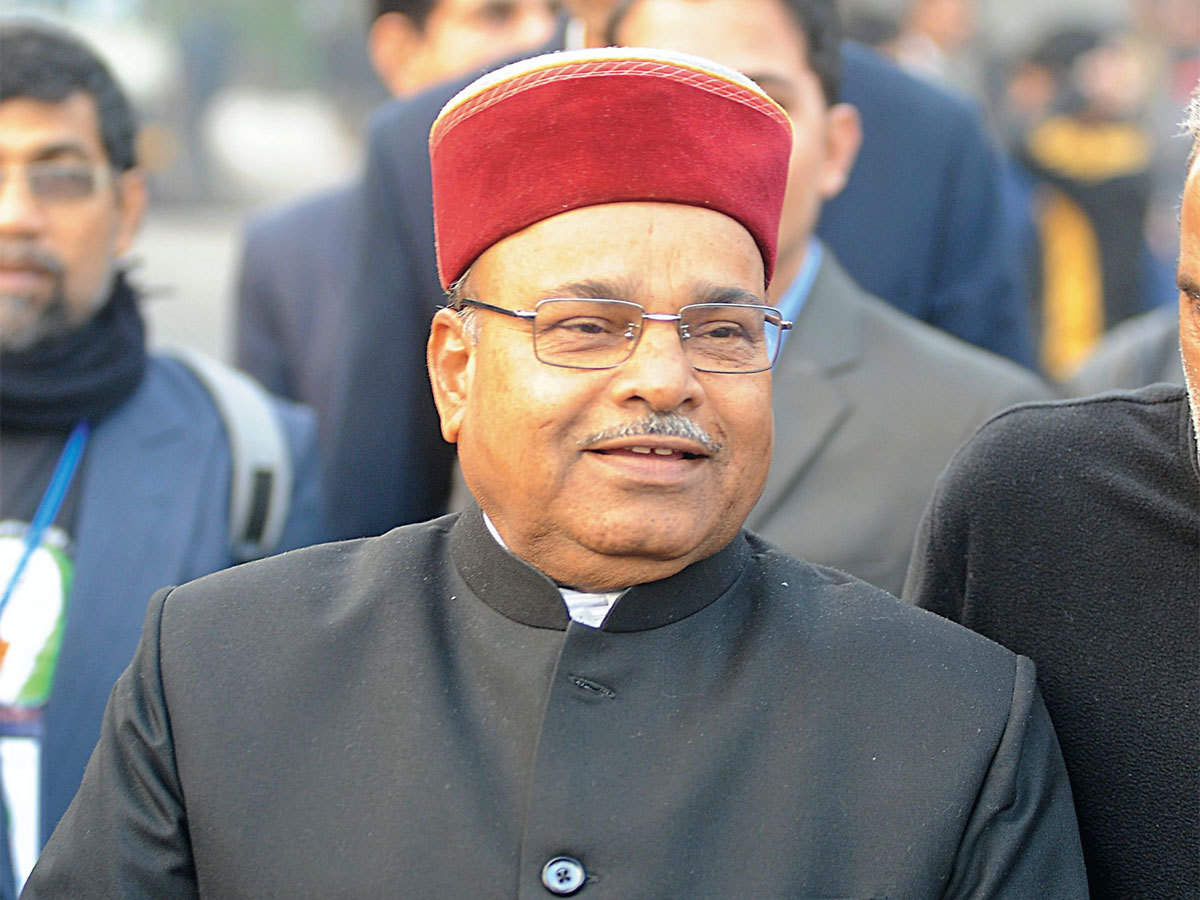 Thawarchand Gehlot made governor of Karnataka amid Modi's big cabinet reshuffle bid
