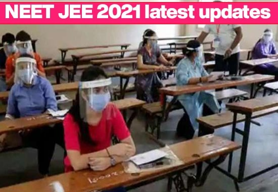 After JEE Main 2021 exam date announced, students demand update on NEET 2021