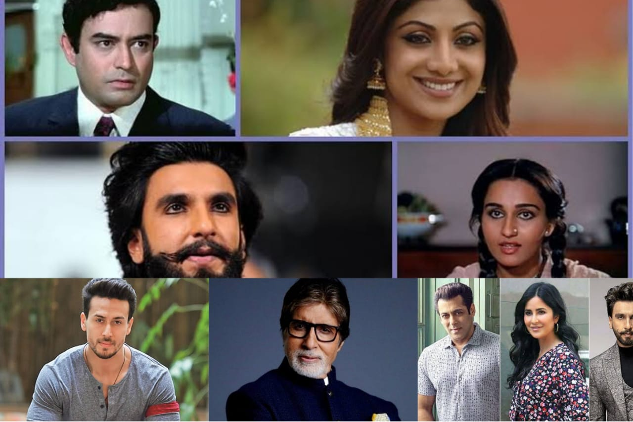 From Dilip Kumar to Tiger Shroff, Shocking list of B'wood celebs who changed their name before making debut