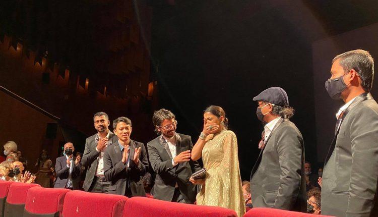 Tears of joy: Bangladeshi film 'Rehana Maryam Noor' receives standing ovation at Cannes Film Festival