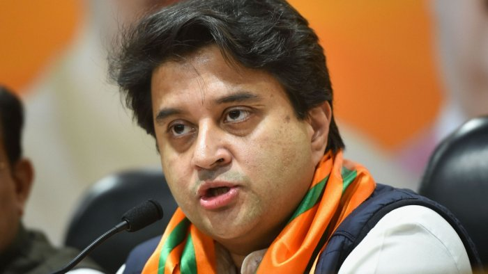 Jyotiraditya Scindia, several challenges as he takes over the struggling industry