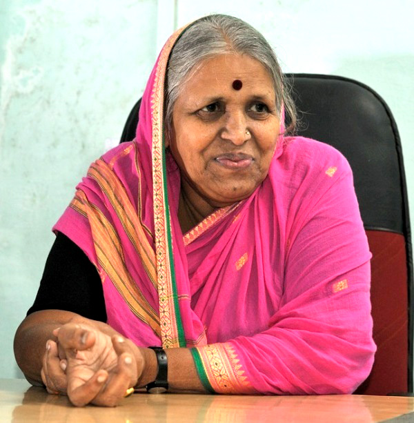 #FirstStoryPositive: Sindhutai, mother to 1400 orphans is no less than a 'Godmother'
