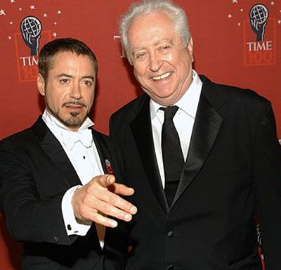 Robert Downey Sr, veteran filmmaker and father of Robert Downey Jr, lied about his age to join Army