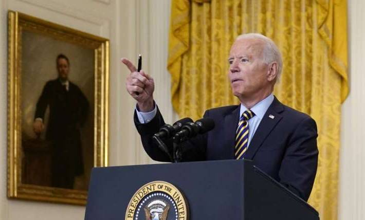 America's longest military mission in Afghanistan to end in August: Biden