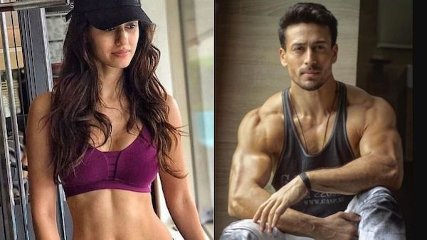 Watch: Disha Patani lifts 80 kilos in Gym. See how her Beau Tiger Shroff and his mom reacted?