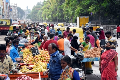 Public flouting Covid norms to be responsible for 3rd Covid wave: Survey