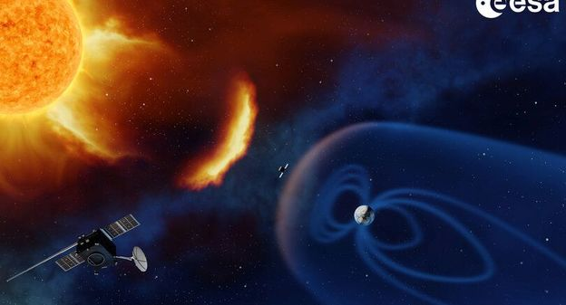 Solar Storm: High-speed winds expected to batter Earth this weekend