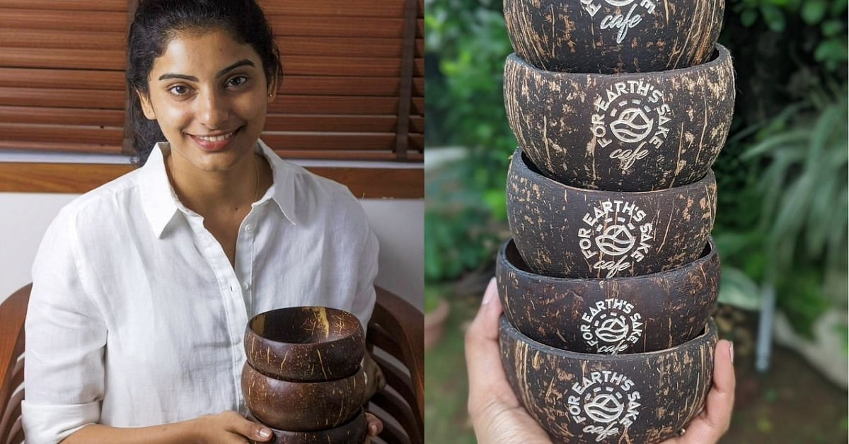 #FirstStoryPositive: Kerala woman manufactures cookware, other products from waste coconut shells