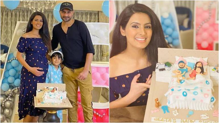 It's a boy! Harbhajan Singh and Geeta Basra welcomed their second child, wishes pour in