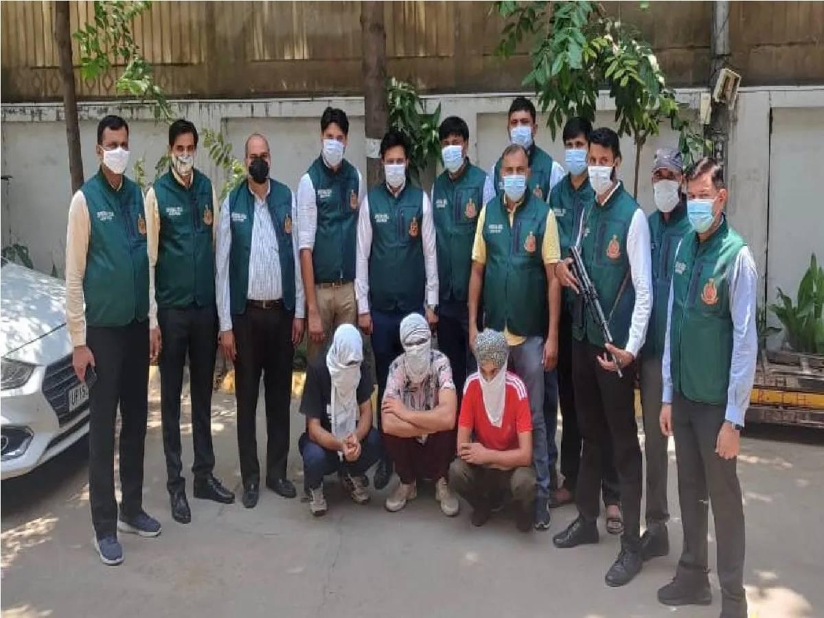 Delhi Police busts huge international drug racket, seizes over 350 kilograms of heroin