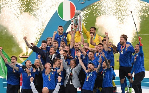 UEFA EURO 2020: Italy crowned champions, beats England in penalty shootout. See highlights