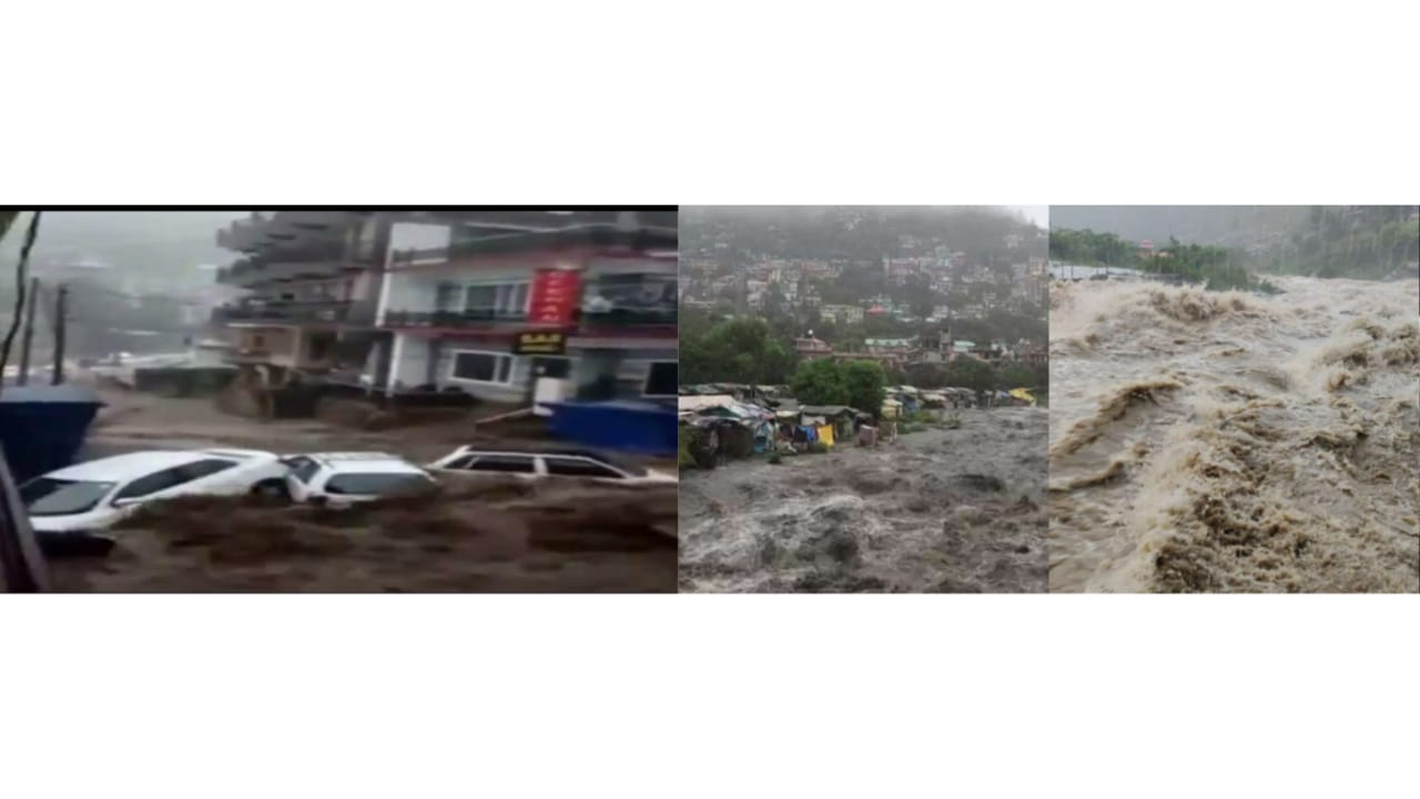 Himachal Pradesh Cloudburst: CM Jairam Thakur appeals tourists to avoid visiting high-risk areas
