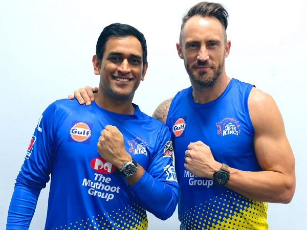 Happy Birthday Faf Du Plessis! Do you he shares a special bond with MS Dhoni, know how?