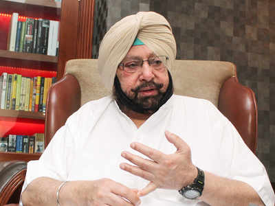 No political funds taken by Punjab Cong from pvt power companies to protect PPAs, says Capt Amarinder