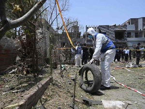 Pakistan bus blast: Massive IED explosive kills 8, including Chinese engineers