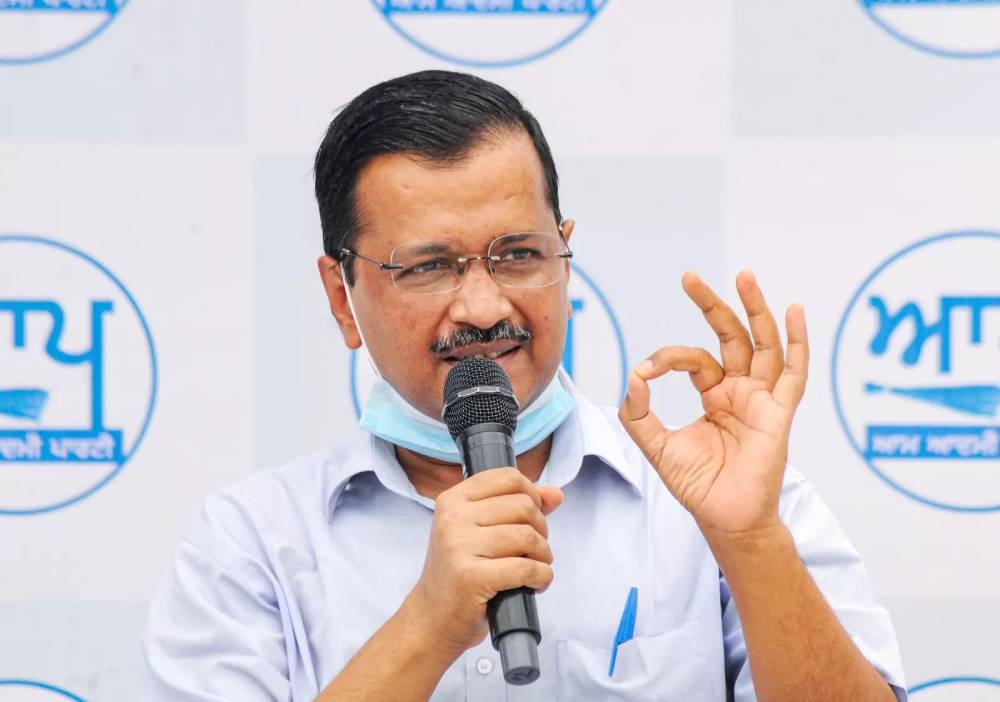 Kejriwal guarantees free, uninterrupted electricity in Goa, if AAP is voted to power
